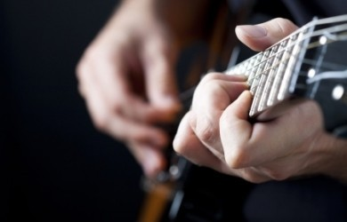 Learning to Sight-Read Chords on the Guitar