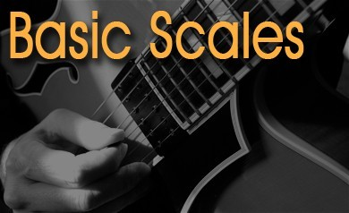 Lesson: Basic Scales