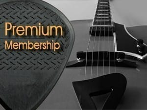 Jazz Guitar Lessons 3 Month Premium Membership