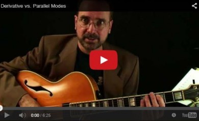 Derivative vs Parallel Modes youtube