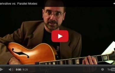 Derivative vs Parallel Modes youtube