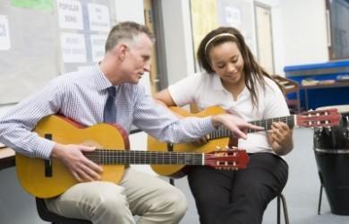 Finding a Good Guitar Teacher
