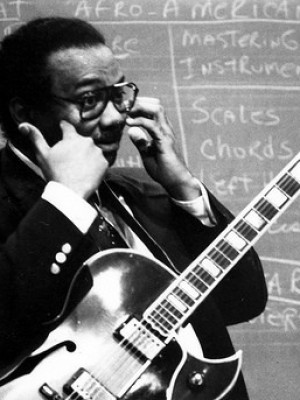 Ted Dunbar's bebop tune list